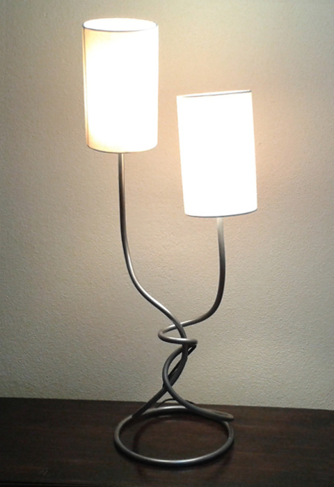 Bedside table lamp - No.1034