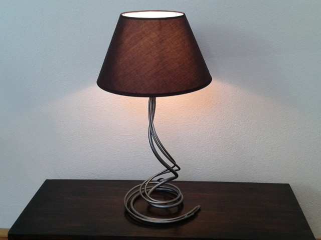 Bedside table lamp - No.1024