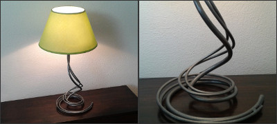monthly special table lamp only €45.00