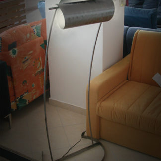ironman lamp with iron lampshade